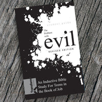 The Problem With Evil-Study Guide