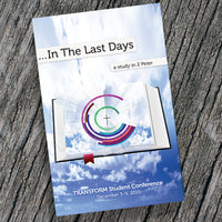 In The Last Days-Study Guide