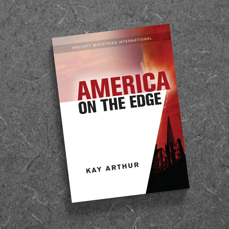 America On The Edge Booklet