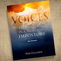 Voices: Hearing God In A World Of Impostors (Nt)