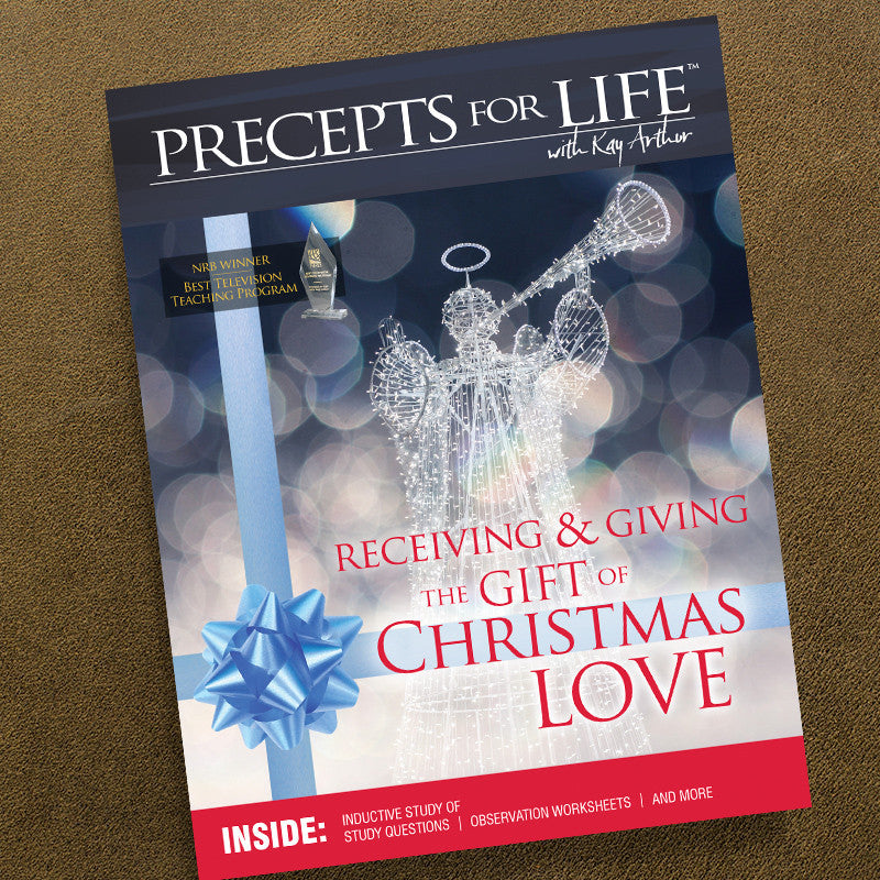 Christmas: Receiving And Giving Love-Pfl Study Companion