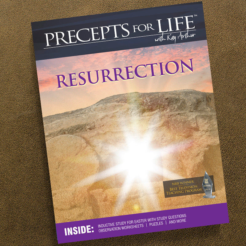 Resurrection-Precepts For Life Study Companion