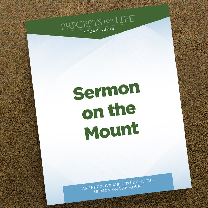Sermon On The Mount-Pfl Study Guide Pdf-Free Download