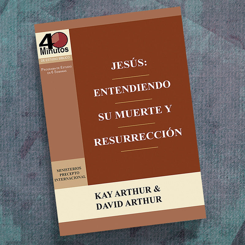 Spanish-Jesus: Understanding His Death And Resurrection