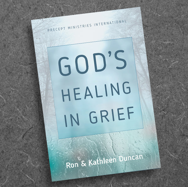 God'S Healing In Grief-Revised Edition
