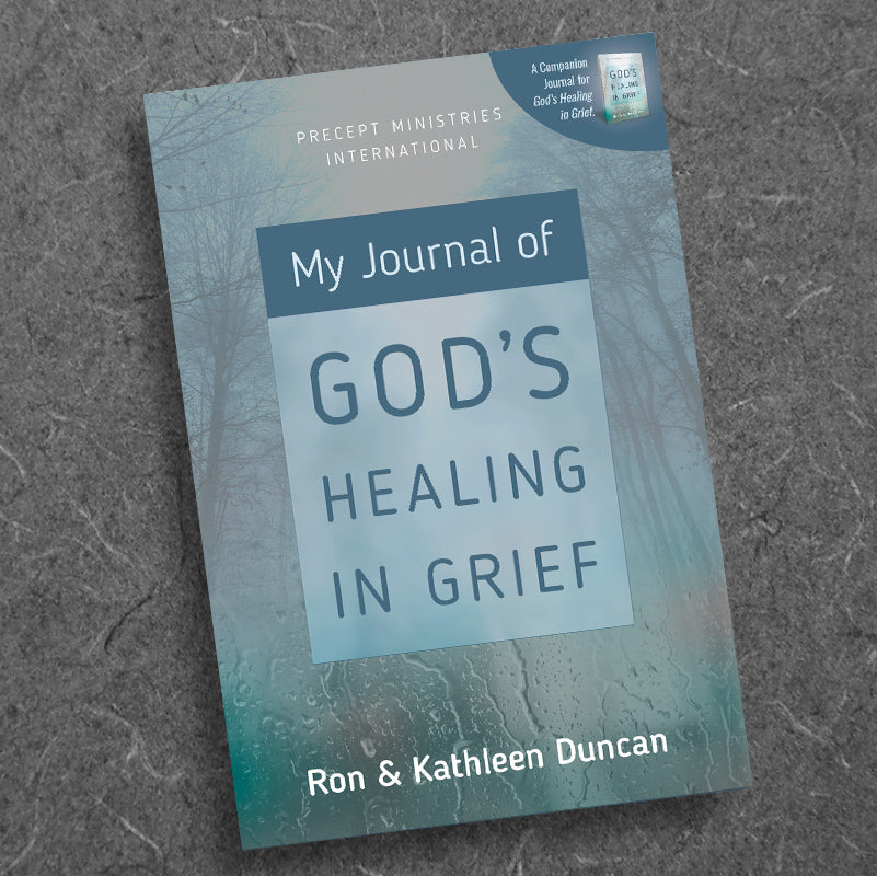 My Journal Of God's Healing in Grief-Revised Edition