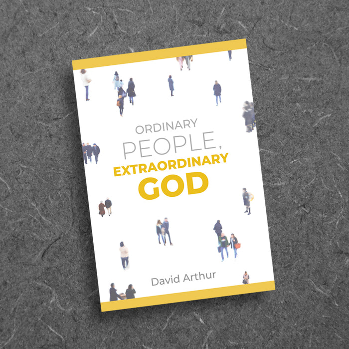 Ordinary People, Extraordinary God
