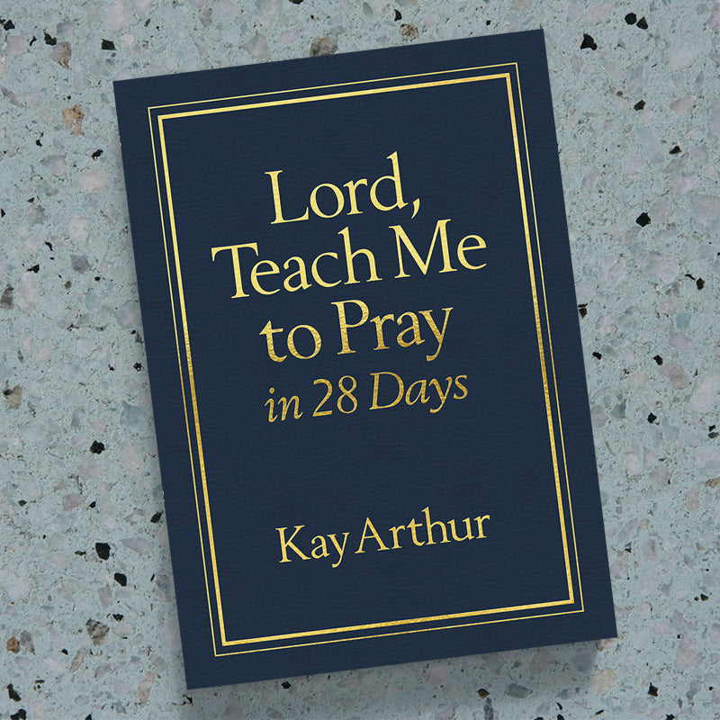 Lord, Teach Me To Pray In 28 Days (Milano Softone)