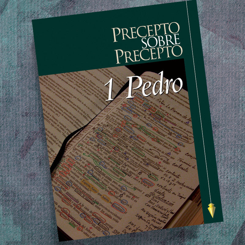 Spanish-1 Peter-Precept Workbook