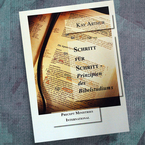 German-How To Study Your Bible