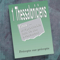 French-1 Thessalonians-Precept Workbook