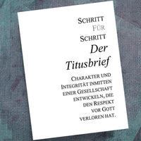 German-Titus-Precept Workbook