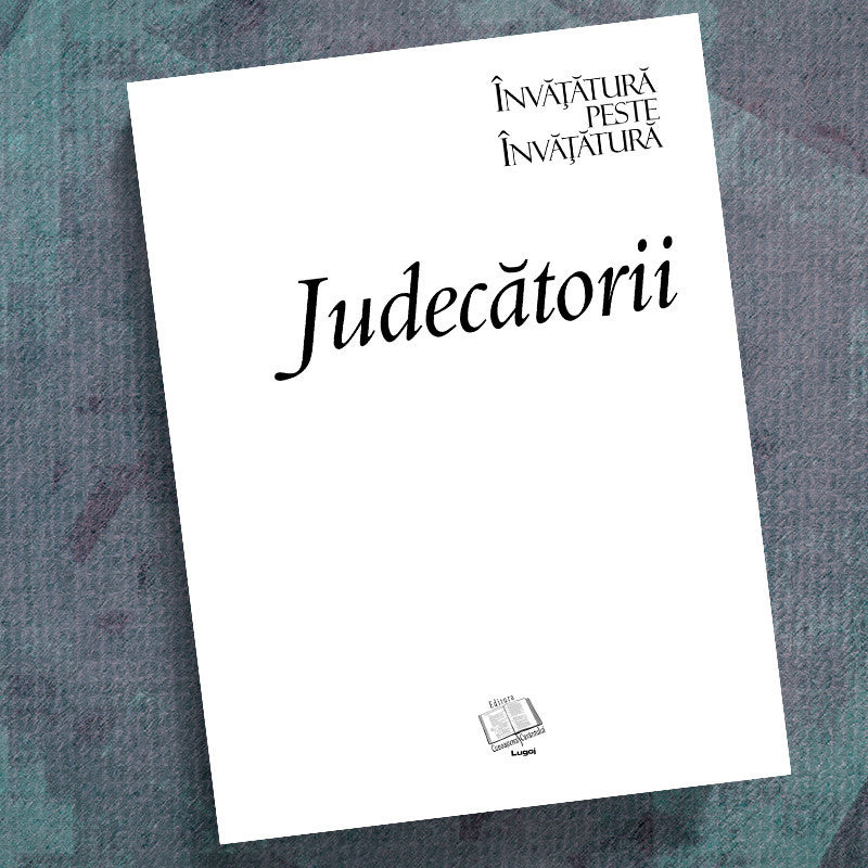 Romanian-Judges-Precept Workbook