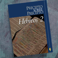 Spanish-Hebrews Part 2-Pup Workbook