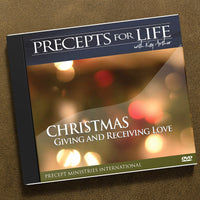 Christmas: Receiving And Giving Love-Weekly Dvd (1-5) (1 Dvd