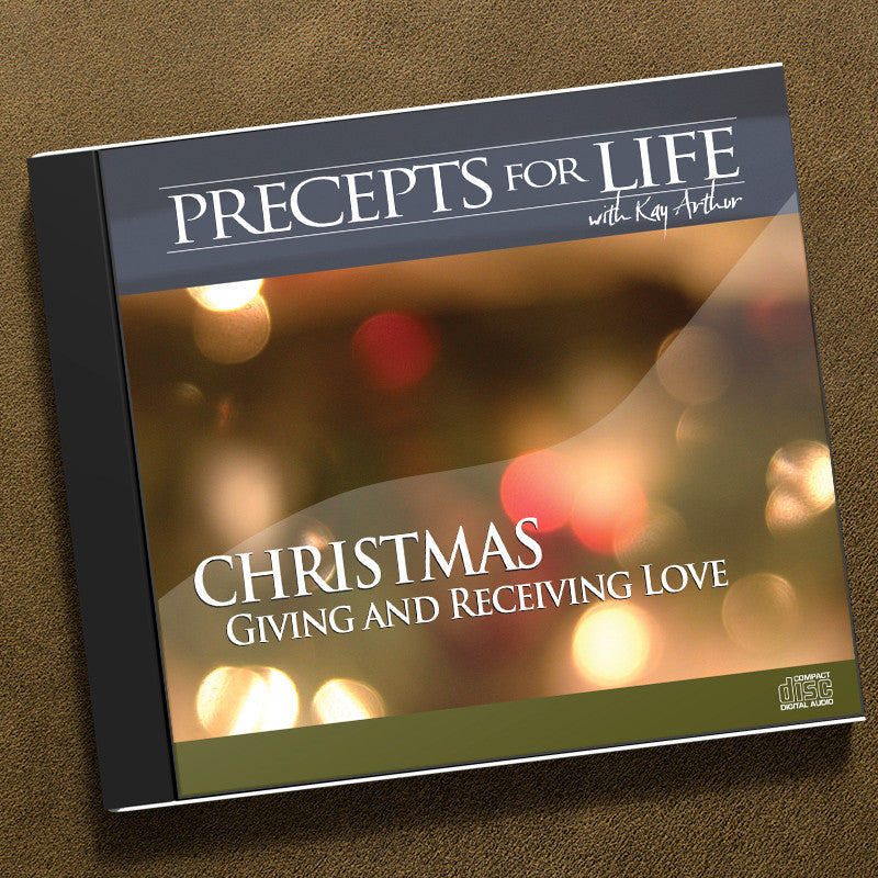 Christmas: Receiving and Giving Love-Weekly CD (1-5) (2 CD'S
