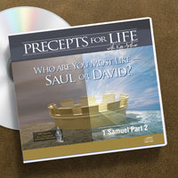 1 Samuel Part 2-Cd Set (14 Cd'S)