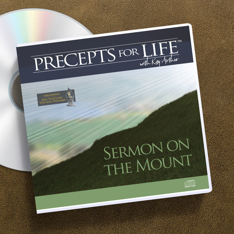 Sermon On The Mount-Cd Set (4 Cd'S)