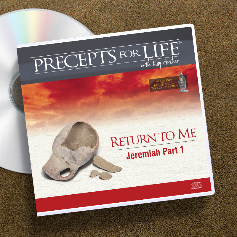 Jeremiah Part 1-Cd Set (18 Cd'S)