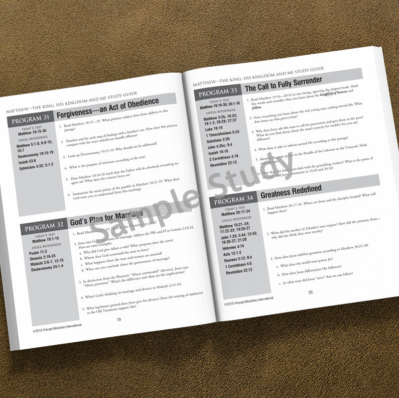 image about Printable Bible Study Guides called Romans-Pdf-Precepts For Everyday living Research Lead-Obtain Principle