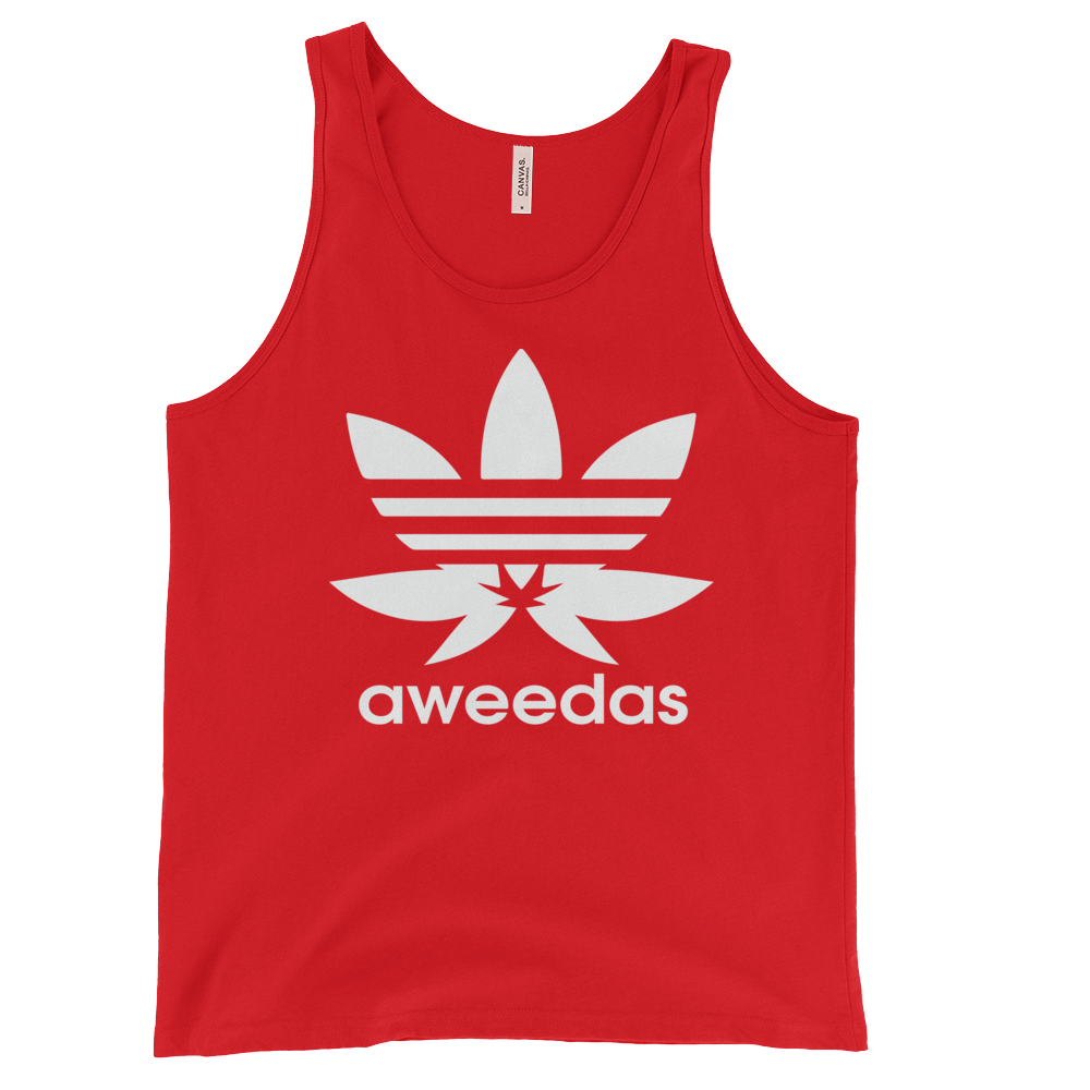 "Top Shelf ""Aweedas"" Tank Top"