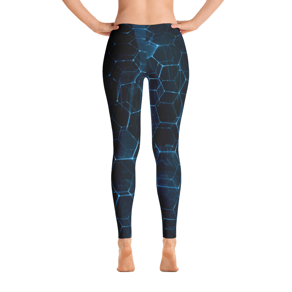 Elektric All Over Print Leggings