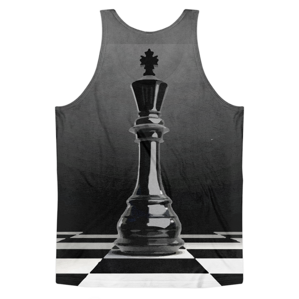 Tha King Classic Fit Mens Tank
