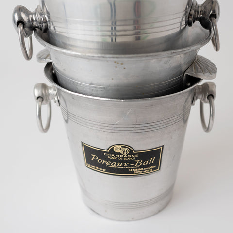 Found Antique Champagne Bucket