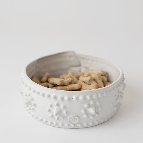 Dog Bowl No. One Hundred Sixty Six