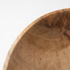 Hand-Carved Amazonian Hardwood Bowl