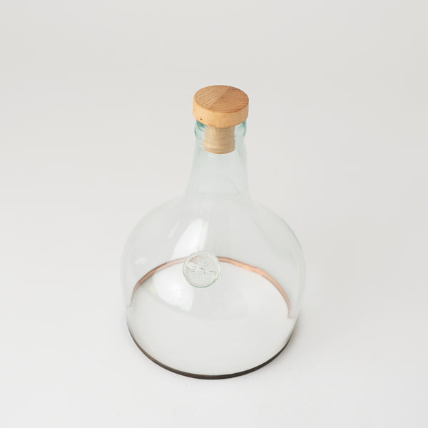 Demijohn Cloche Small