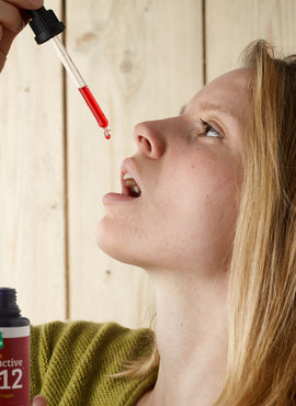 Bioactive Vitamina B12 líquida (2400 mcg) - 50 ml