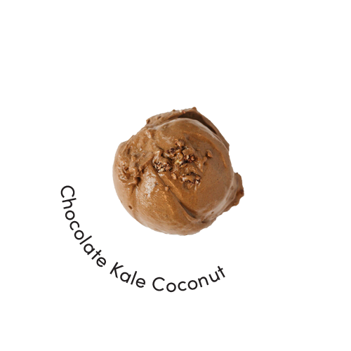 Chocolate Kale Coconut