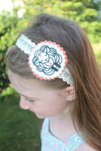 Lullaby Lamb Wool Felt Girl's Headband