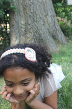 Gentle Elephant Wool Felt Girl's Headband