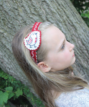 Chirpy Bird Wool Felt Girl's Headband
