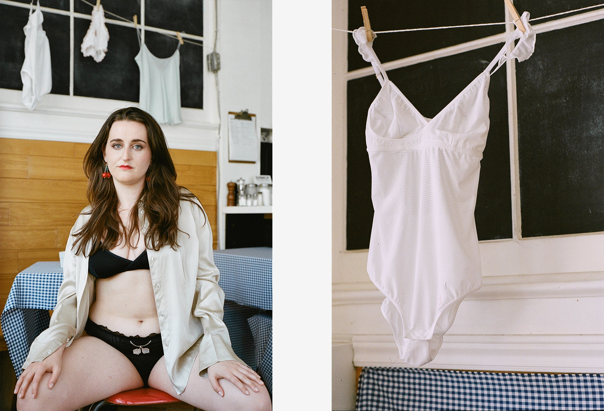 lorette lingerie chance collection
