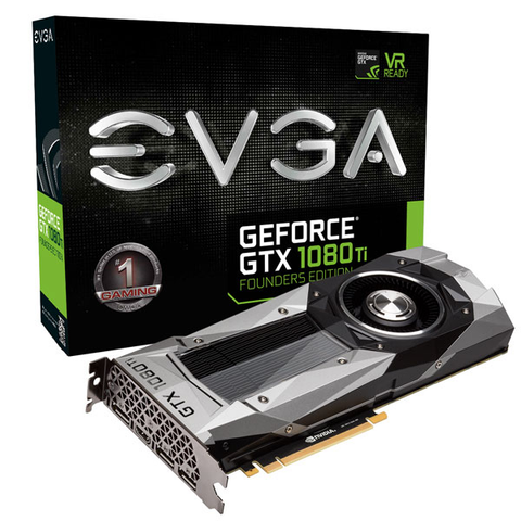EVGA GeForce GTX 1080 ti GPU Product