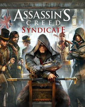 Assassin's Creed Syndicate Cover Art