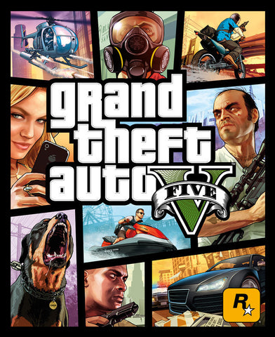 Grand Theft Auto V: PC (Rockstar Games)