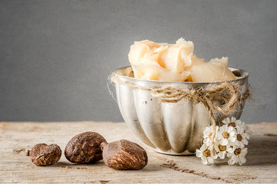 The Simple Cure for Dry Skin: Shea Butter!