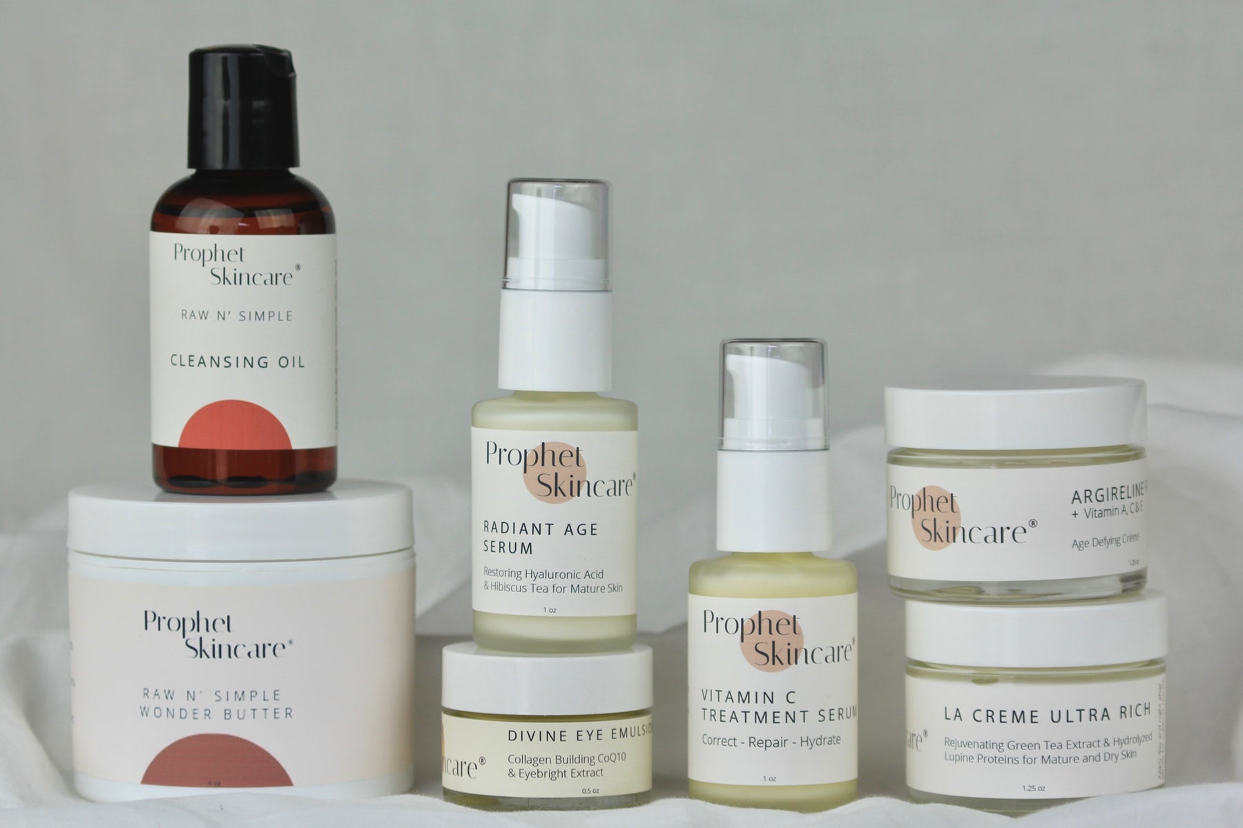 Prophet Skincare, Non-toxic skincare, clean beauty, natural anti aging