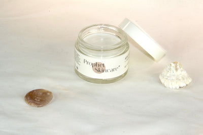 Anti aging skin care, our Argireline Peptide + Age Defying Creme by clean beauty brand Prophet Skincare