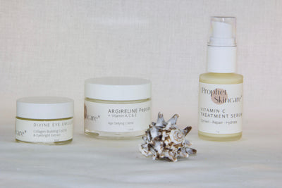 clean anti aging skin care, our Skin Renewal Trio by Prophet Skincare