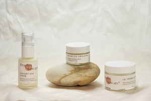 Anti Aging Skin Care by Clean Beauty Brand Prophet Skincare, Age of Radiance Trio