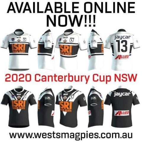 2020 CC Home Jersey - Players Cut (Black)