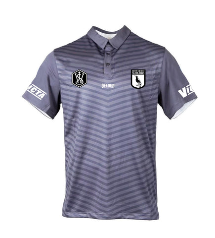 2021 Wests Polo - Grey