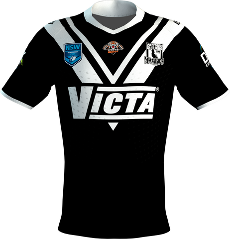 2018 NSWRL Home Jersey