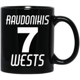 Wests Magpies Coffee Mugs
