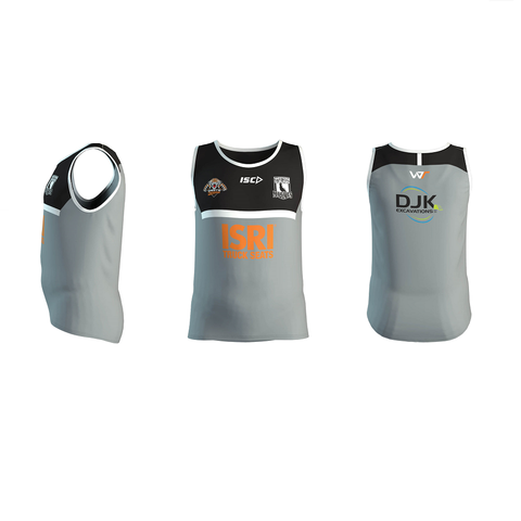 2018 Intrust Super Premiership Training Singlet